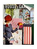 House & Garden Cover - April 1940