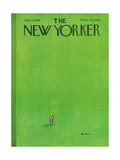 The New Yorker Cover - August 6  1966