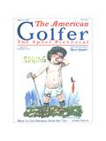 The American Golfer April 4  1925