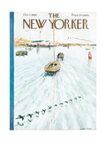The New Yorker Cover - October 7  1950
