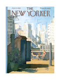 The New Yorker Cover - June 22  1963