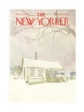 The New Yorker Cover - February 15  1969