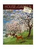 House & Garden Cover - May 1938