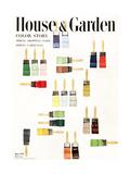 House & Garden Cover - March 1951