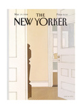 The New Yorker Cover - March 19  1984