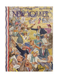 The New Yorker Cover - June 24  1944