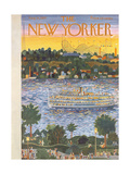 The New Yorker Cover - August 31  1957