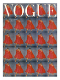 Vogue Cover - December 1954
