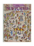 The New Yorker Cover - May 21  1984