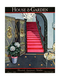 House & Garden Cover - August 1923