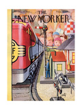 The New Yorker Cover - December 17  1955