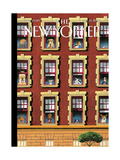 The New Yorker Cover - August 13  2007
