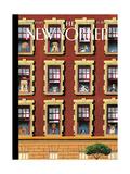 The New Yorker Cover - August 13, 2007 Giclée premium par Mark Ulriksen