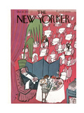 The New Yorker Cover - October 16  1943