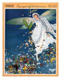 Vogue Cover - May 1913 Giclée premium par George Wolfe Plank