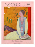 Vogue Cover - October 1925