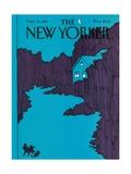 The New Yorker Cover - September 21  1981