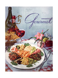 Gourmet Cover - March 1953