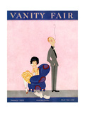 Vanity Fair Cover - January 1923
