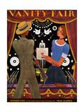 Vanity Fair Cover - October 1930