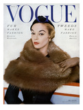 Vogue Cover - October 1953