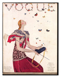 Vogue Cover - February 1924