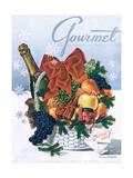 Gourmet Cover - December 1944