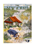 The New Yorker Cover - June 12  1954