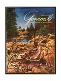 Gourmet Cover - May 1954