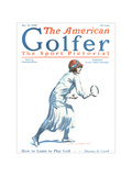 The American Golfer May 16  1925