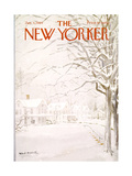 The New Yorker Cover - January 4  1969
