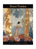 House & Garden Cover - September 1917