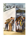 The New Yorker Cover - May 31  1947
