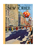 The New Yorker Cover - November 29  1952