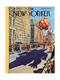 The New Yorker Cover - November 29  1952