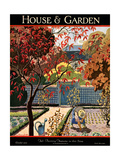 House & Garden Cover - October 1926