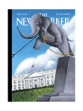 The New Yorker Cover - November 20  2006