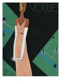 Vogue Cover - April 1931