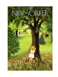 The New Yorker Cover - July 17  1948
