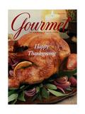 Gourmet Cover - November 2001