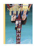 The New Yorker Cover - July 24  2006