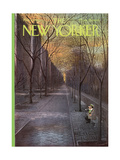 The New Yorker Cover - March 13  1965