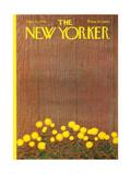 The New Yorker Cover - September 26  1970