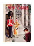 The New Yorker Cover - May 15  1937
