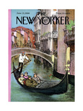The New Yorker Cover - June 25  1966