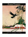 House & Garden Cover - February 1920