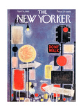 The New Yorker Cover - April 8  1961