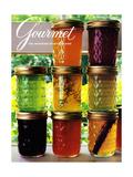 Gourmet Cover - September 1985