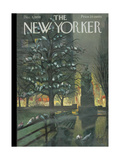 The New Yorker Cover - December 5  1959