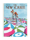 The New Yorker Cover - September 2  1972